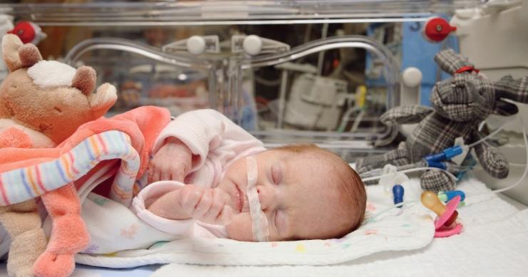 De laatste vijf jaar zien we een gestage toename van het aantal pasgeborenen dat bij ons wordt opgenomen