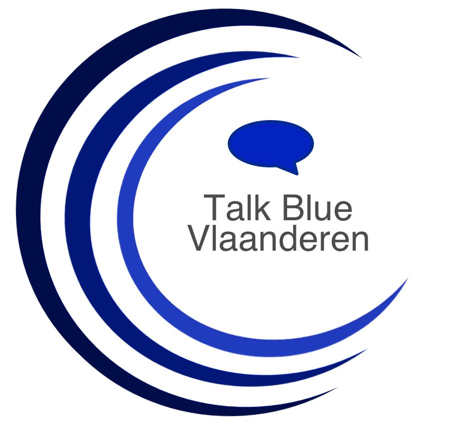 True Blue Vlaanderen Logo