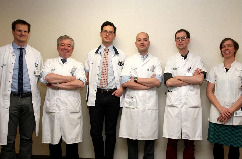 Groep Orthopedie en Infectieziekten