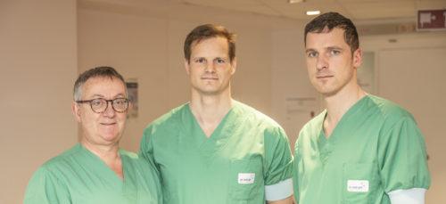 orthopedie team