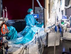 chirurgische cardiale eenheid