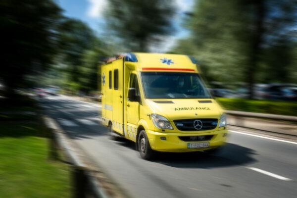 Ambulance Beroertezorg